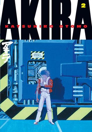 Akira Volume 2 by Katsuhiro Otomo