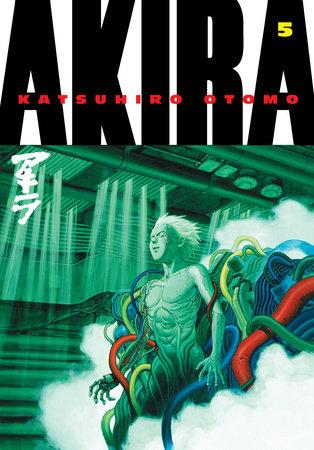 Akira Volume 5 by Katsuhiro Otomo
