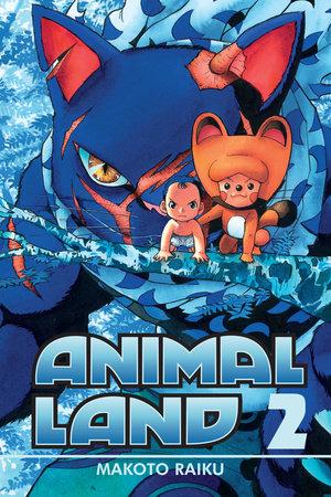 Animal Land 2 by Raiku Makoto