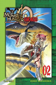Monster Hunter Orage 2