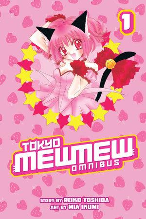 Tokyo Mew Mew Omnibus 1 by Mia Ikumi