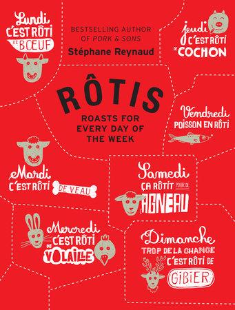 Rotis by Stephane Reynaud
