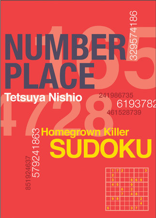 Number Place: Red by Tetsuya Nishio