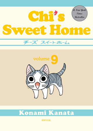 Chi's Sweet Home, volume 9 by Konami Kanata