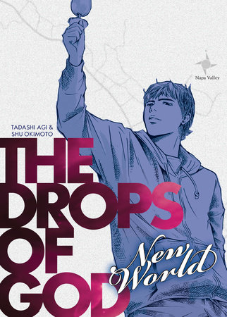 Drops of God by Tadashi Agi