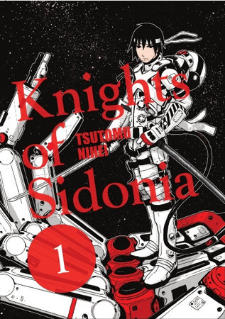 Knights of Sidonia, volume 1 by Tsutomu Nihei