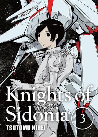 Knights of Sidonia, volume 3 by Tsutomu Nihei