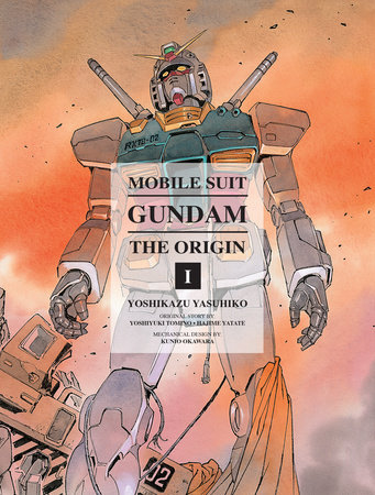 Mobile Suit Gundam: THE ORIGIN volume 1 by Yoshikazu Yasuhiko and Yoshiyuki Tomino
