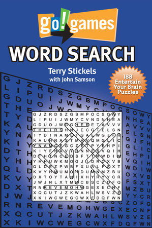 Go!Games Word Search by Terry Stickels and John Samson