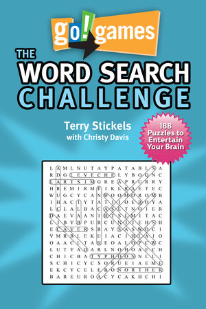 Go!Games The Word Search Challenge by Terry Stickels and Christy Davis