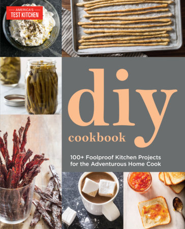 Do-It-Yourself Cookbook by