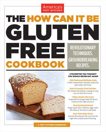 The How Can It Be Gluten Free Cookbook by