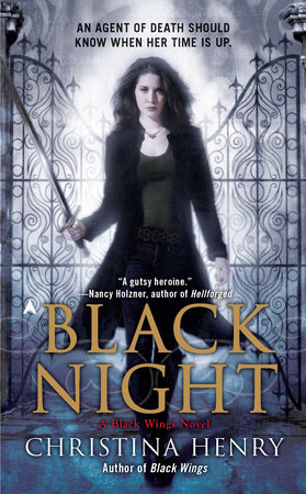 Black Night by Christina Henry