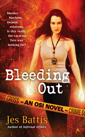 Bleeding Out by Jes Battis