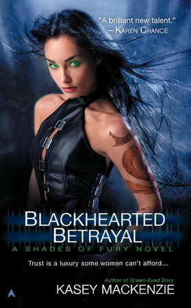 Blackhearted Betrayal by Kasey Mackenzie