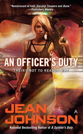 An Officer's Duty by Jean Johnson