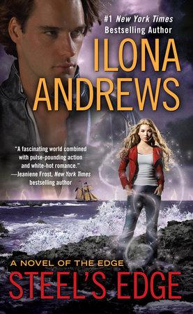 Steel's Edge by Ilona Andrews