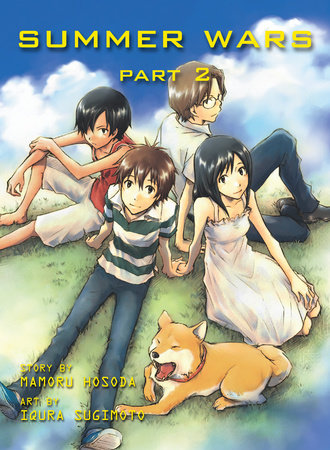 Summer Wars, Part 2 by