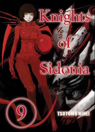 Knights of Sidonia, Volume 9 by Tsutomu Nihei
