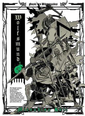 Wolfsmund, Vol 5 by Mitsuhisa Kuji