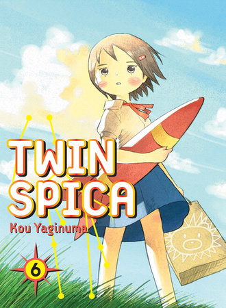 Twin Spica, Volume: 06 by Kou Yaginuma