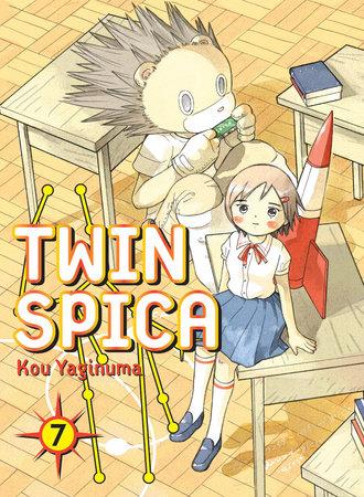 Twin Spica, Volume: 07 by Kou Yaginuma
