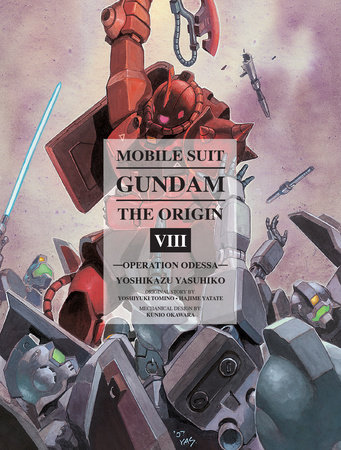 Mobile Suit Gundam: THE ORIGIN, Volume 8 by