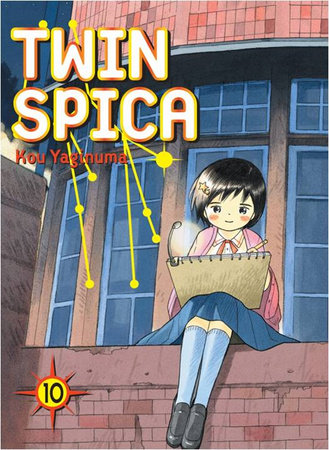Twin Spica, Volume: 10 by Kou Yaginuma