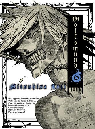 Wolfsmund, Vol 6 by Mitsuhisa Kuji
