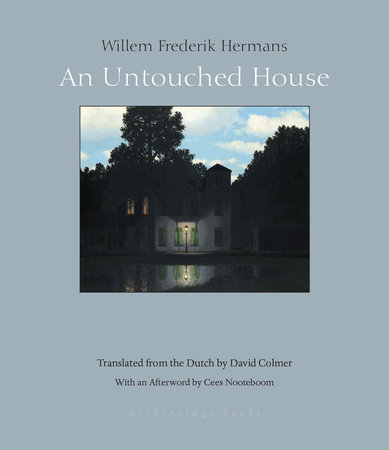 An Untouched House by Willem Frederik Hermans
