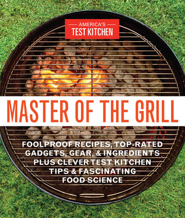 Master of the Grill by