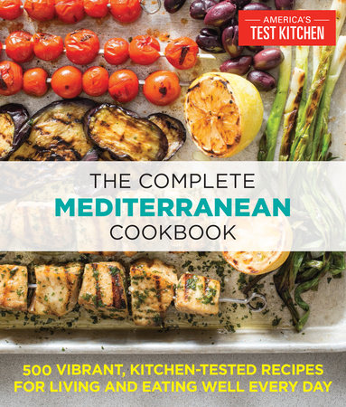 The Complete Mediterranean Cookbook By