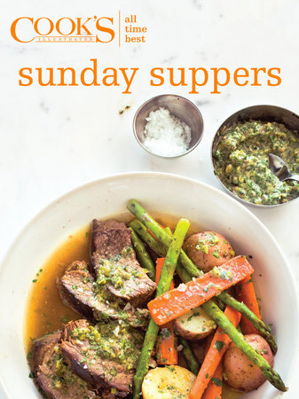 All Time Best Sunday Suppers by America's Test Kitchen