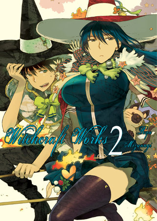 Witchcraft Works, Volume 2 by Ryu Mizunagi
