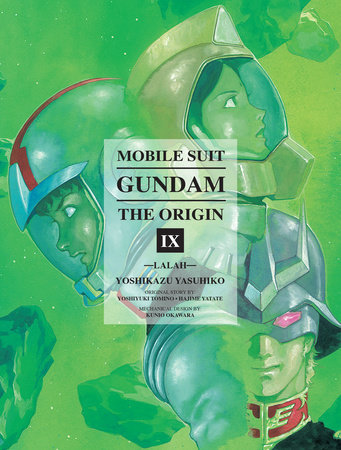 Mobile Suit Gundam: THE ORIGIN, Volume 9 by Yoshikazu Yasuhiko