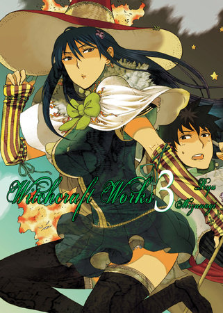 Witchcraft Works, Volume 3 by Ryu Mizunagi