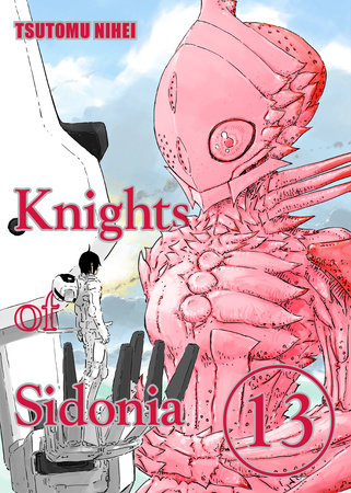 Knights of Sidonia, Volume 13 by Tsutomu Nihei
