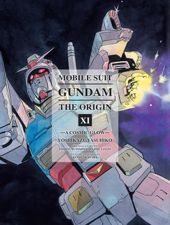Mobile Suit Gundam: The ORIGIN, Volume 11