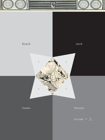 Black Jack, Volume 2 by Osamu Tezuka