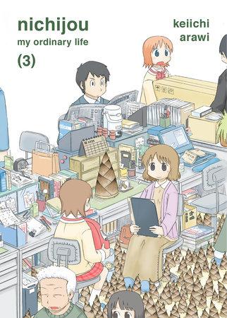 Nichijou, 3 by Keiichi Arawi