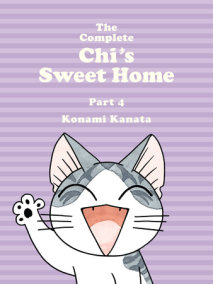 The Complete Chi's Sweet Home, 4