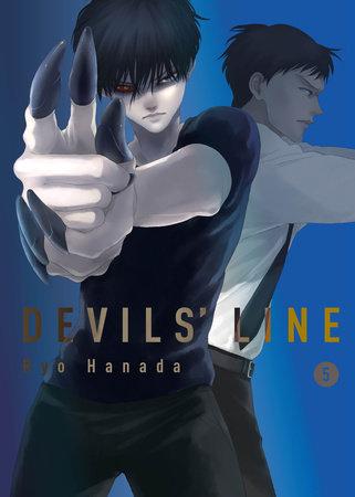 Devils' Line, 5 by Ryo Hanada