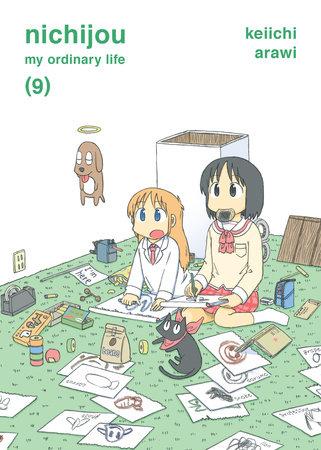 Nichijou, 9 by Keiichi Arawi