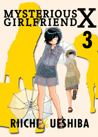 Mysterious Girlfriend X, 3 by Riichi Ueshiba