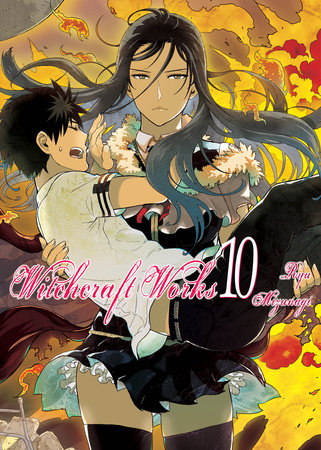 Witchcraft Works, Volume 10