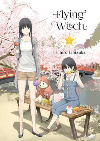 Flying Witch, 2