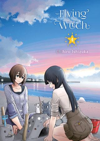 Flying Witch, 4 by Chihiro Ishizuka