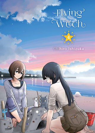 Flying Witch, 4