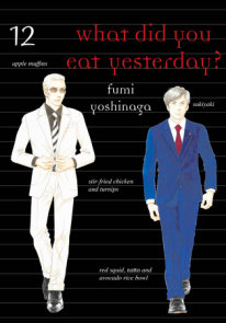 What Did You Eat Yesterday?, Volume 12