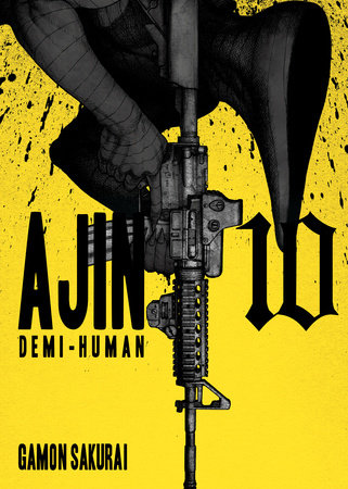 Ajin, Volume 10 by Gamon Sakurai